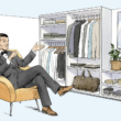 10 Steps To A Perfectly Organised Wardrobe